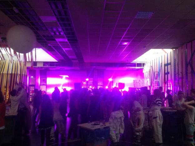 HKU Scholfeest 2012 - 6